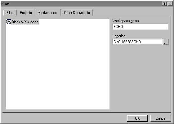 Cliser Echo Service Example